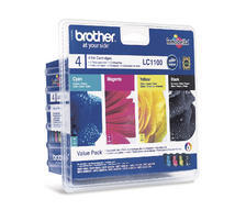 LC-1100V Multipack CMYBK zu Brother