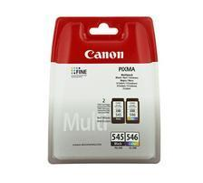 PG-545CL-546 Multipack zu Canon MG2450 MG2550 8ml/9ml