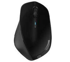HP H2W26AA wireless Mouse X4500 metallic black