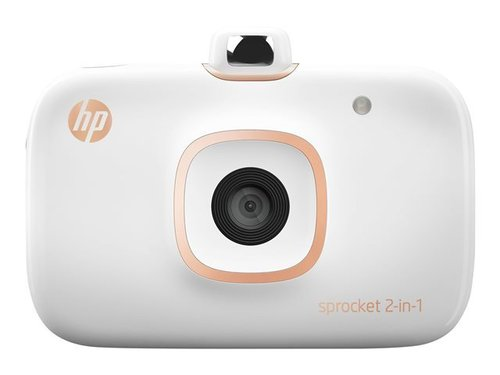 HP Sprocket 2in1 Photo Printer and Instant Camera